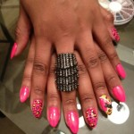Stiletto Nails 20