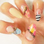 Summer Nail Polish Ideas 4