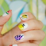Summer Nail Polish Ideas 7