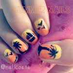 Summer Nails Art Image-1