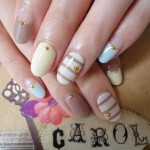 Summer Nails Art Image-2