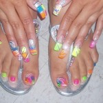 Summer Nails Art Photo-1