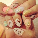 Summer Nails Art Picture-1