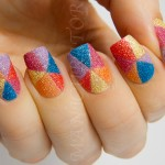 Summer Nails Art Picture