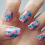 Summer Nails Art Style