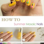 Summer Nails Art Style-2