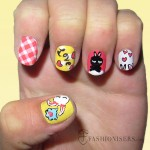 Summertime Nail Designs 13