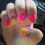 Summertime Nail Designs 20