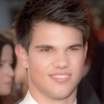 Taylor Lautner Hairstyle 3