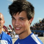 Taylor Lautner Hairstyle 6