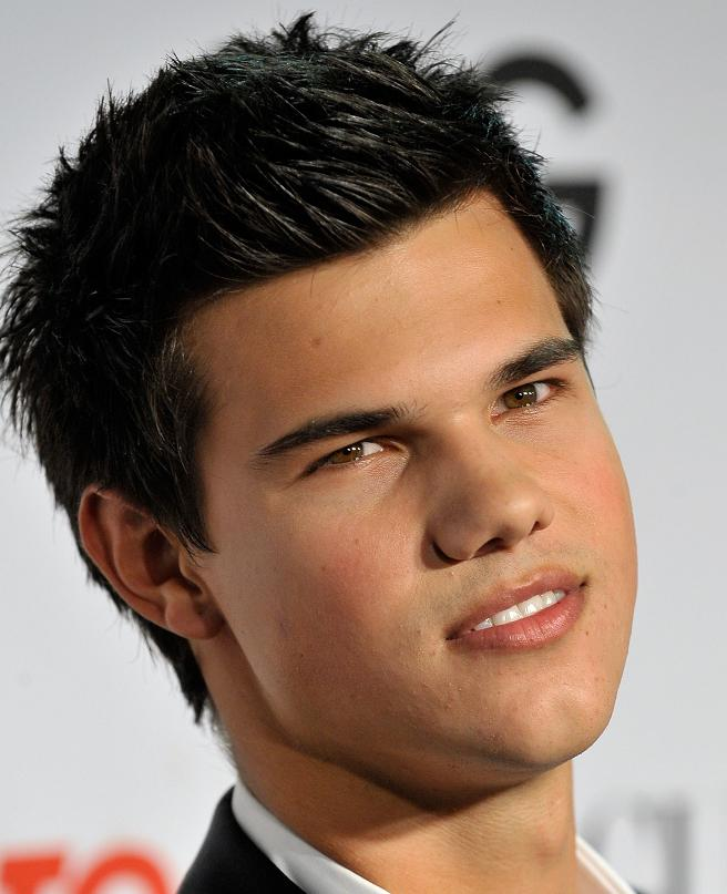 Taylor lautner hairstyle 7 inkcloth urmus Image collections