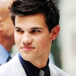 Taylor Lautner Hairstyle 8