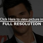Taylor Lautner Hairstyle 9