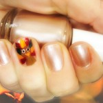Thanksgiving Nail Art Ideas Picture-1