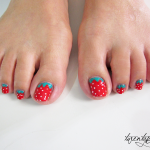 Toe Nail Art Ideas 7