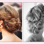 Updo Hairstyles For Prom Image