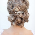 Updo Hairstyles For Weddings 5
