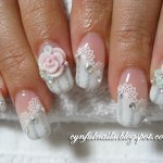 Wedding Nail Art Ideas 4