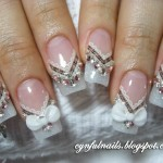 Wedding Nail Art Ideas 5