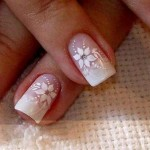 Wedding Nail Art Ideas 7