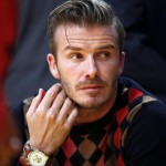 Beckham Hairstyles for 2014