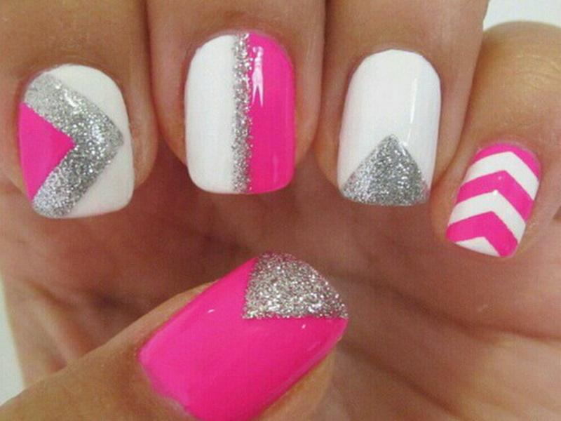 Best nail art ideas inkcloth Nail design ideas to do at home