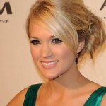 Carrie Underwood Hairstyles for 2014