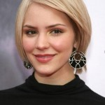 Celebrity Short Hairstyles for 2014