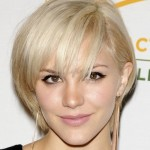 Celebrity Short Hairstyles for Winter Season