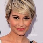 Cropped Hairstyles Style