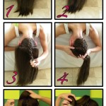 Cute And Easy Hairstyles For School Photo