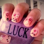 Cute Easy Nail Art Designs Picture