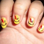 Cute Nail Art Ideas Style-1