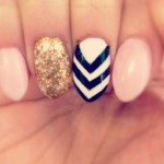 Easy Design For Nails Picture