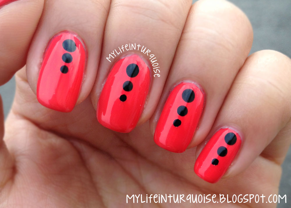 Easy design for nails style 1 inkcloth prinsesfo Gallery