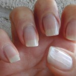 Easy French Manicure Design-1
