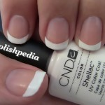 Easy French Manicure for 2014-1