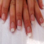 Easy French Manicure Photo-1