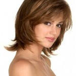 Easy Hairstyles For Medium Length Hair Photo-1