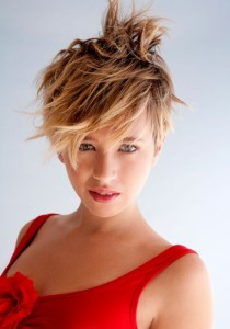 Funky Short Hairstyles Picture