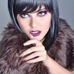 Gothic Hairstyles for Winter Season