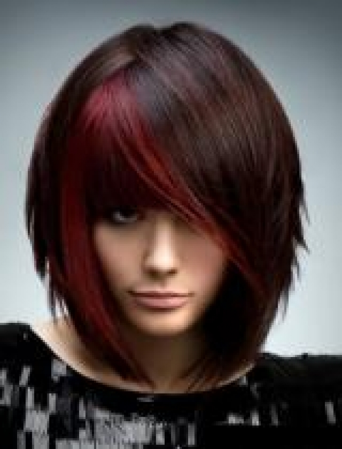 Gothic Hairstyles Picture 1 Inkcloth
