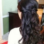 Half Up Half Down Prom Hairstyles Style