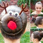 Holiday Hairstyles Photo