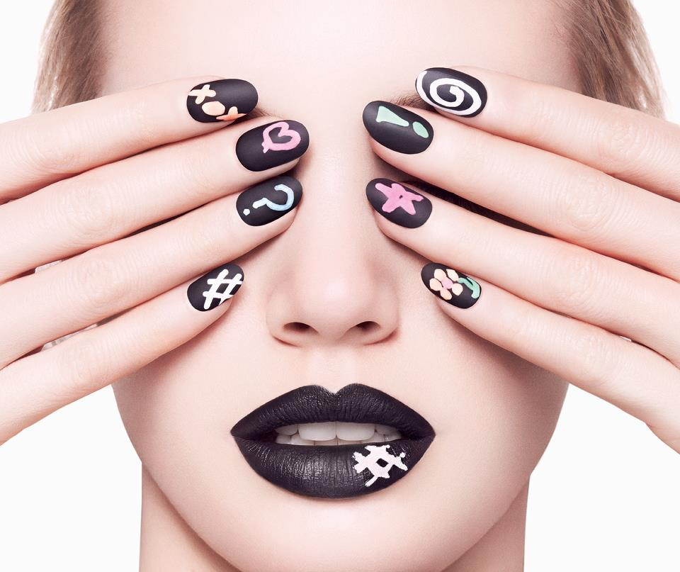 Nail design ideas do it yourself design 1 inkcloth prinsesfo Image collections