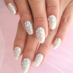 Nail Design Ideas For Wedding Image