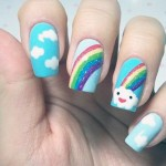 Nail Ideas For Kids for Winter Season