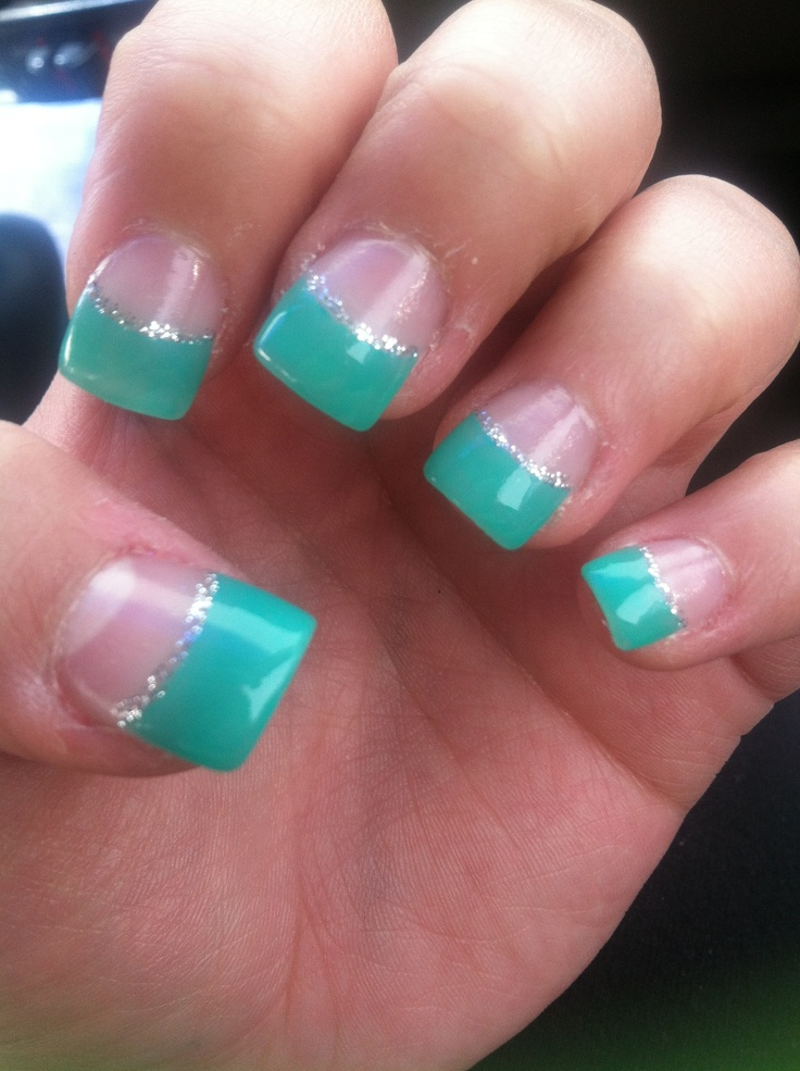nail ideas for tips design - Nail Tip Designs Ideas