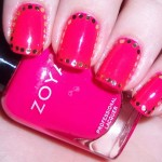 Pink Nail Art Ideas Picture-1
