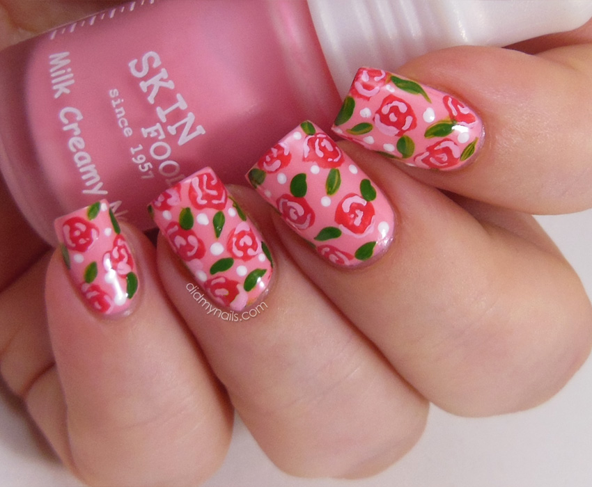 pink nail design ideas for 2014 inkcloth